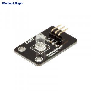 Ультрафиолетовый светодиодный модуль для Arduino
