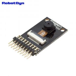 VGA-камера OV7670 640x480, с буфером FIFO AL422B, I2C