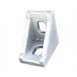 Монтажный алюминиевый уголок под профиль 3030