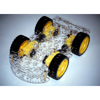 Шасси 4WD ver.2 для Arduino робота