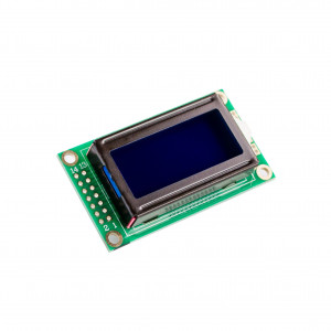 Дисплей LCD0802A