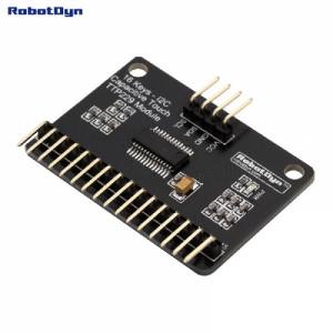 Емкостной сенсорный модуль TTP229 для подключения до 16 каналов