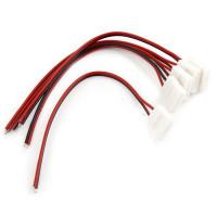Коннектор для соединения светодиодной ленты 8мм