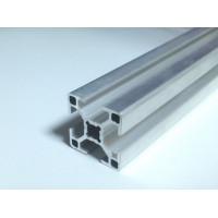 Конструкционный профиль, алюминий, 30x30, 350мм