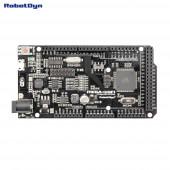 Mega 2560 R3 + WiFi ESP8266b, flash память 32Mbit, USB-TTL CH340G, MicroUSB