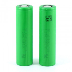 Li-ion аккумулятор  18650  3.7 В 3300 мАч  US18650VTC7