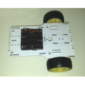Шасси 2WD на шаровой опоре для Arduino робота