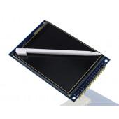 "3.2"" 240x320 TFT сенсорный дисплей на ILI9341"