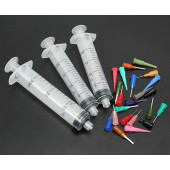 Комплект шприцов-дозаторов для паяльной пасты