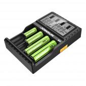 Зарядное устройство Joinrun S4 plus для 18650 на 4 слота