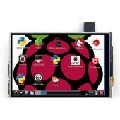 """Сенсорный дисплей 3.5"""" для Raspberry PI 480x320"""