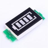 Световой индикатор заряда литий-ионной батареи xw228dkfr4