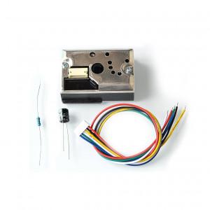 Модуль датчика пыли, дыма GP2Y1014AU0F