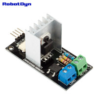 Диммер переменного тока AC 50/60Гц, 220B/110B, ШИМ (PWM), 1 канал, логика 3.3B/5B для Arduino проектов