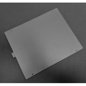 Нагревательный стол алюминиевый 270x220x3мм с клеммником и термистором для 3D принтера