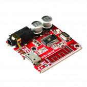 Модуль аудио воспроизведения по средствам Bluetooth 4.1