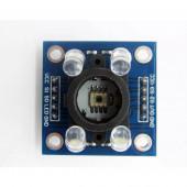 Датчик распознавания цвета на TCS3200 от RD