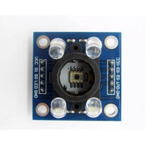 Датчик распознавания цвета TCS230 на TCS3200