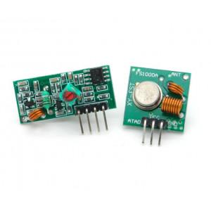RF радиомодуль. Приемник и передатчик 433 мГц