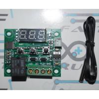 Термореле w1209 терморегулятор программируемый (термостат)