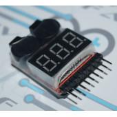 Контроль и тест заряда для аккумуляторов