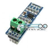 Модуль RS485 в TTL на чипе max485