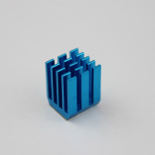 Радиатор алюминиевый 9x9x12mm