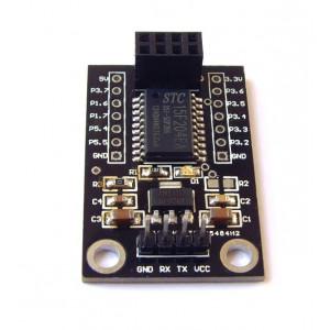 Модуль расширения STC15F204 для NRF24L01