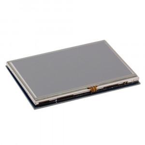 """Сенсорный дисплей 5"""" для Raspberry PI 800x480"""