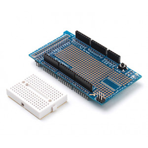 Прототип шилд для Arduino MEGA 2560  Prototype Shield