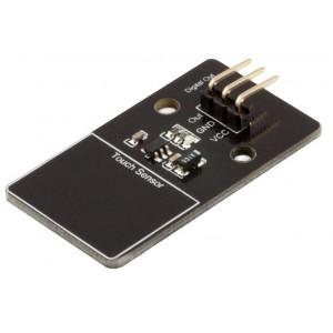 Емкостной сенсорный датчик касания для arduino