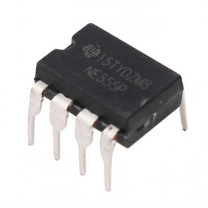 NE555P, Прецизионный таймер DIP-8
