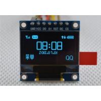 Дисплей OLED 0.96 SPI 128x64 (White)