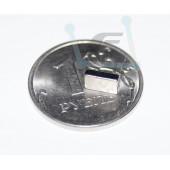 Неодимовый магнит 9.4x4.8x1.8 мм N35