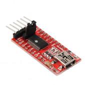 Адаптер USB - UART TTL  на FTDI (FT232RL)