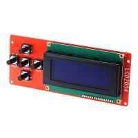 Дисплей 2004A с кнопками управления для 3D принтера Anet A8