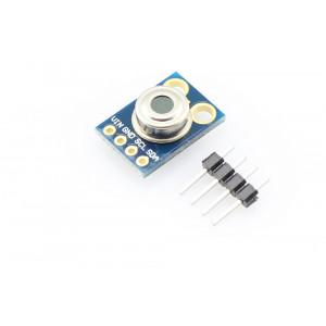 GY-906 бесконтактный датчик температуры MLX90614ESF ардуино