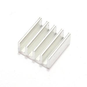 Радиатор алюминиевый 9x9x5mm для драйверов типа A4988
