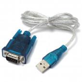 Кабель переходник USB2.0-COM (USB-RS232)