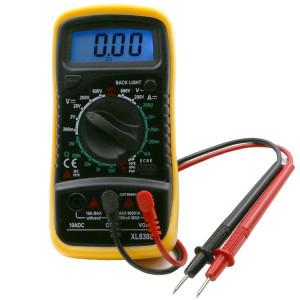 Мультиметр Цифровой XL830L