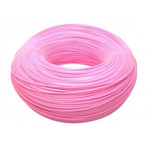 400м  Розовый-флуоресцентный Моток ABS пластика 1.75 мм