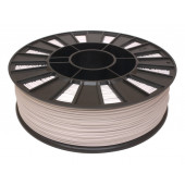 Катушка белого цвета PLA пластика для 3D принтера 0.82 кг, 1.75 мм