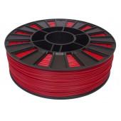 Катушка красного цвета PLA пластика для 3D принтера 0.82 кг, 1.75 мм