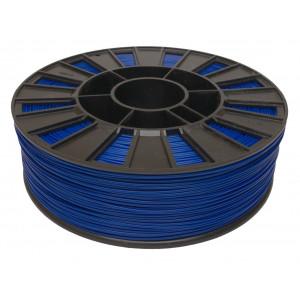 Катушка синего цвета PLA пластика для 3D принтера 0.82 кг, 1.75 мм