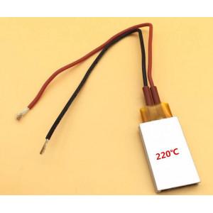 Нагревательный элемент 12В до 220 градусов