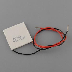 Модуль Пельтье, TEC1-12704 Термоэлектрический охладитель