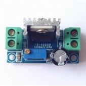Dc-dc Преобразователь напряжения понижающий LM317