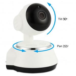 Поворотная IP WI-FI камера X9100C-PH36